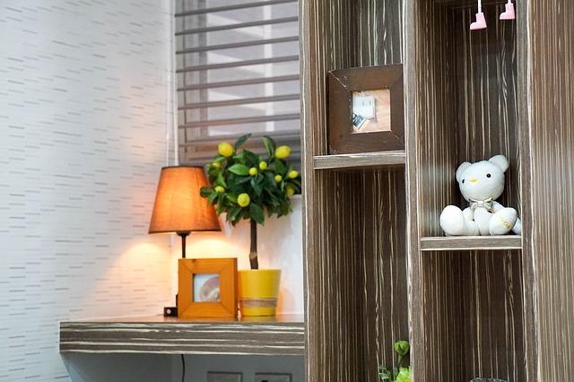 citronovník u lampičky
