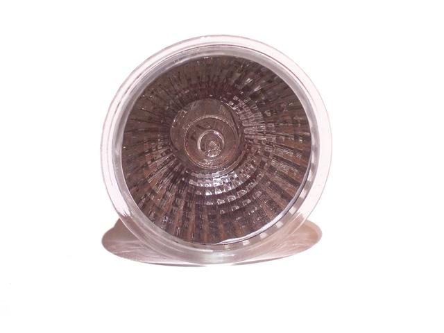 halogenová bodová žárovka