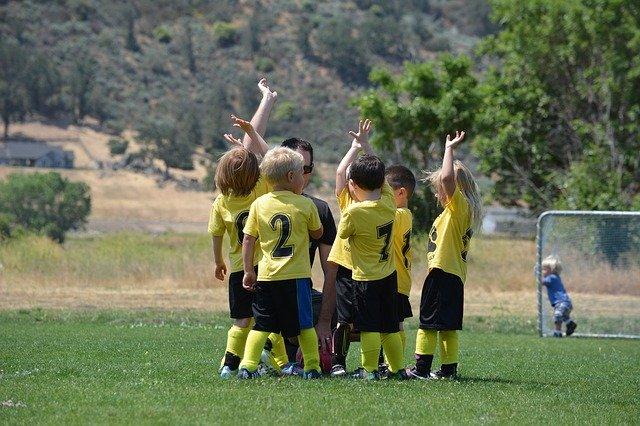 dětský tým
