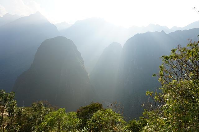 příroda Jižní Ameriky